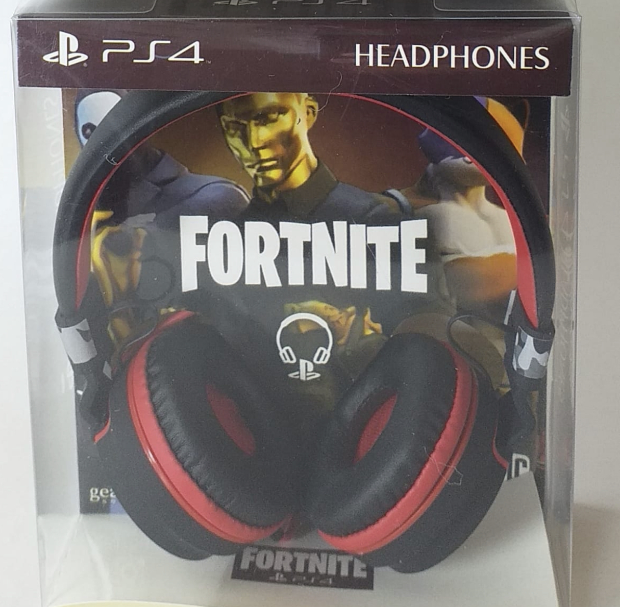 AURICULARES PS4 CON MIC  FORTNITE  COLORES VARIOS