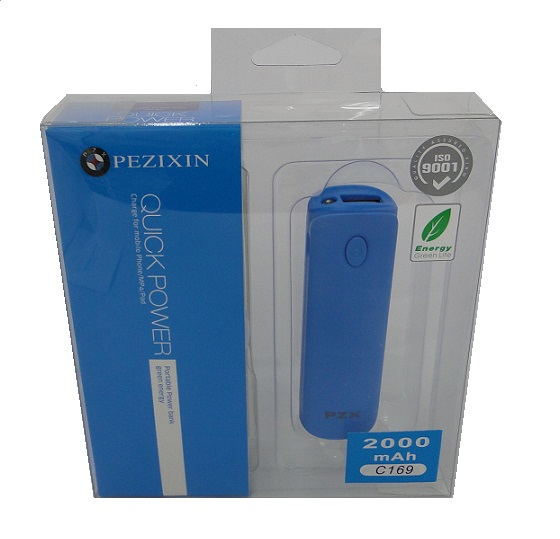 FULLTOTAL POWER BANK PEZIXIN 2000MAH QUICK POWER
