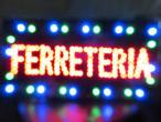 CARTEL LED SIMPLE FERRETERIA