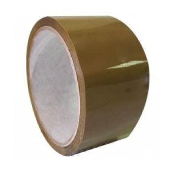 CINTA DE EMBALAJE 48mm 90MTS MARRON
