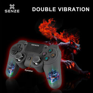 SSIE JOYSTICK GAMEPAD PS4 INALAMBRICO SENZE