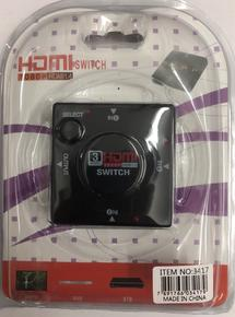LMX SWITCH HDMI 3 IN - 1 OUT SIN CONTROL EN BLISTER
